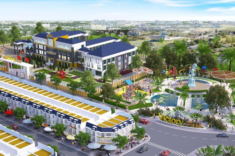 Công viên Victory Park của dự án
