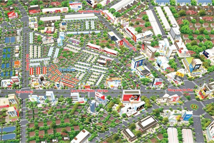 Tổng quan dự án Hài Mỹ New City Thuận An Bình Dương