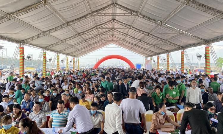 Lễ mở bán dự án Thăng Long Central City