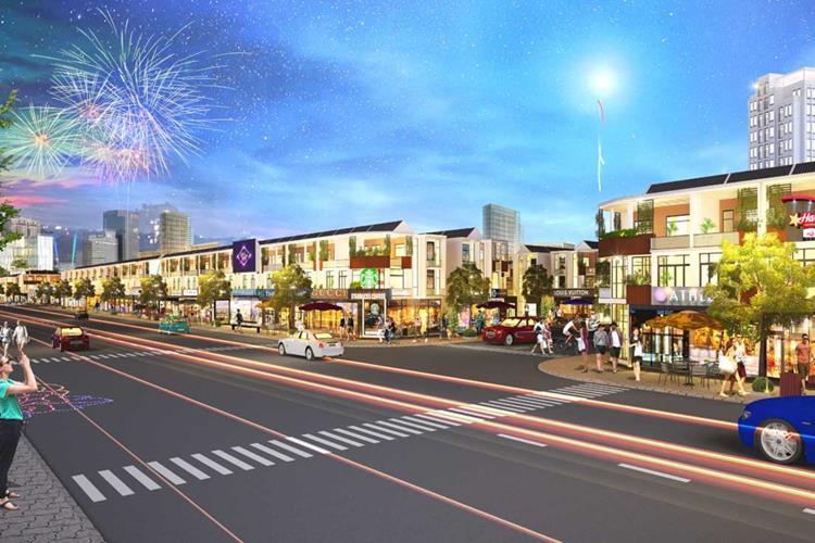 Trung tâm thương mại dự án
